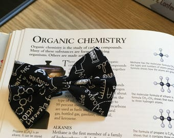 Science Themed Bow