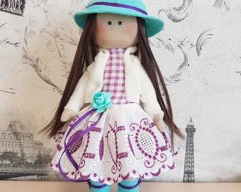 Textile de poupée