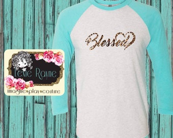 Blessed, Blessed Shirt, Thanksgiving Shirt, Gifts For Her, Faith Shirt, Womens Shirt, Womens Gift, Gift Idea, Christmas Gift