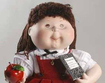 1984 Porcelain Cabbage Patch Doll Jeffrey Nicholas