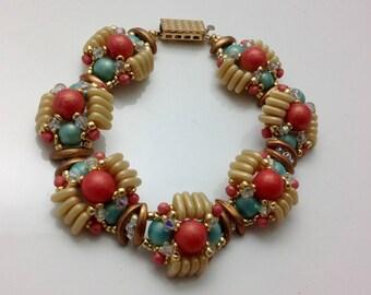 Summer In New York Beaded Bracelet Tutorial Kit