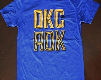 OKC is A-OK Shirt