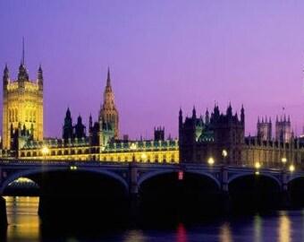 Big Ben cross stitch pattern, cross stitch pattern, tower of London cross stitch pattern, landmark pattern, cityscape cross stitch