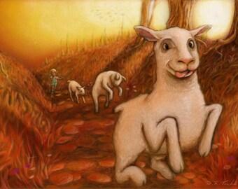 The Sheep Run
