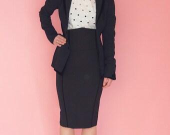 Vintage Quality Gilda High Waist Skirt Size 38