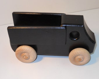 Toy Wooden Pickup Truck
