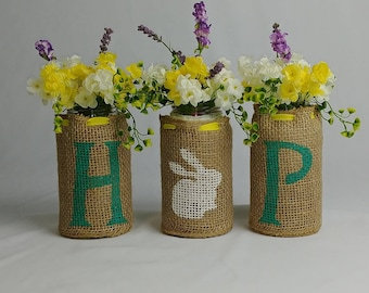 Easter Decoration /Spring Decoration / HOP / Bunny /
