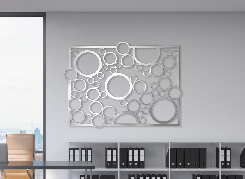 of wall deco idea decor metal panels art decorative best stunning