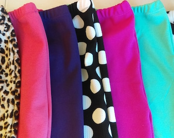 luisalove30~ Girls Modest Straight Pencil Skirt w/Elastic  NEW COLORS ADDED!!