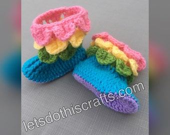 Dragon Scale Slippers