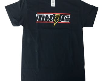 Tric - T Shirt - Black
