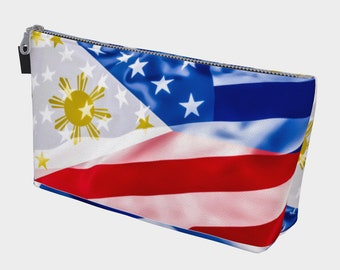 Philippino American Make Up Bag