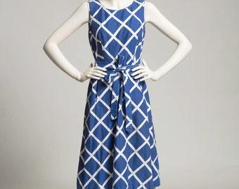 Vintage 70's Malia Honolulu Dress