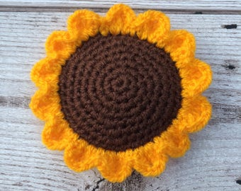 Handmade Cat Toy - Catnip Toys - Sunflower Cat Toy - Summer Toys - Crochet Cat - Cat Gift - Pet Accessories - Luxury Cat Toys - Cat Toy