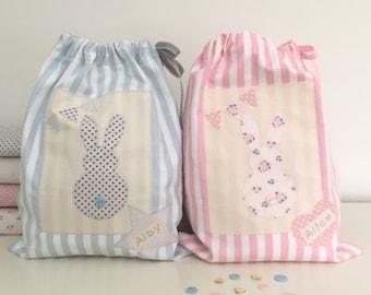 Personalised Easter Bag - Drawstring
