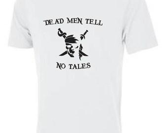 Dead Men Tell No Tales (Black)