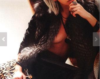 Luv Warrior - Faux Fur Cape - #luvwarrior - Faux fur shrug