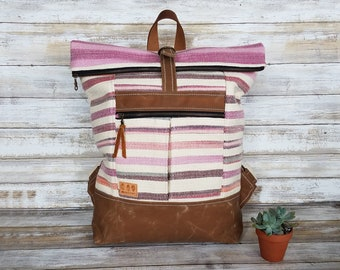 Range Backpack, spring/summer bag for travel, work, school, beach, vacation