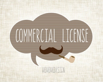 Commercial Use License for your business