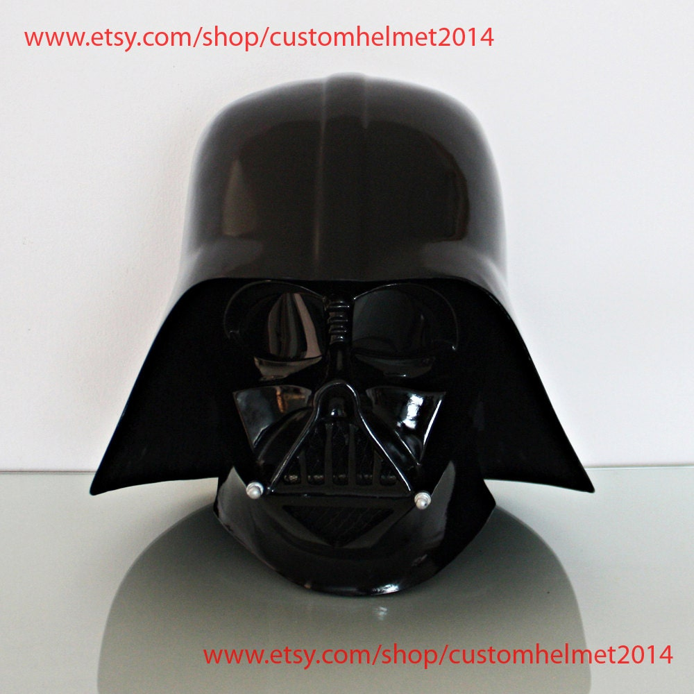 11 Custom Halloween Costume Star Wars Darth Vader Helmet