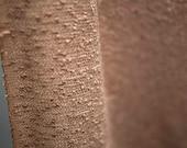 nubby boucle cotton blend...