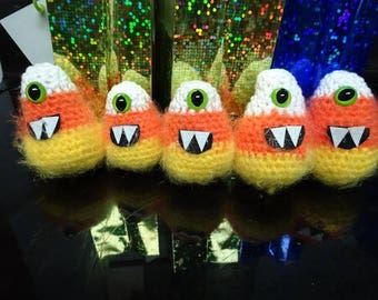 Candy Corn Gift/Party Favor Holders