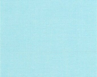 190561 solid sky blue Cloud 9 organic fabric Sky from the USA