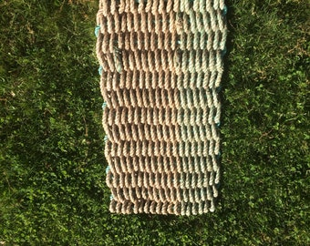 Maine Lobster Trap Rope Doormat