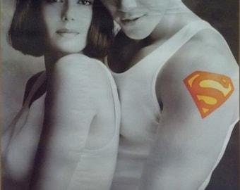 Lois & Clark 24x36 Series Premiere Movie Poster Superman