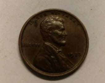Nice 1923 Wheat Penny from long held collection