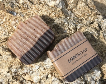 Fresh Brewed Coffee - Handmade Cold Processed Soap