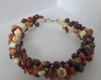 Autumn Wreath Bracelet