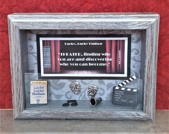 Drama Teacher Thank You Gift-Gift for Theater Teacher-Drama Teacher Appreciation-Gift for Acting Coach-Thespian Gift-Theater Gift-Musical