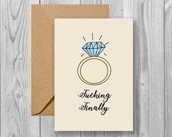 Engagement   Fucking Finally