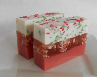 Cranberry Woods Glycerin Soap