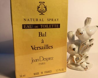 Bal a Versailles by Jean Desprez 50ml EDT Spray VINTAGE SEALED