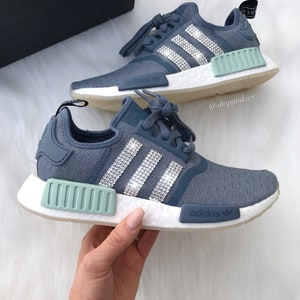 Swarovski Adidas NMD Runner Casual Shoes