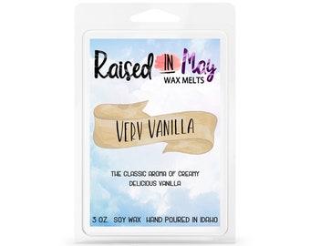 Very Vanilla Wax Melts