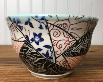 Patchwork Bowl 1