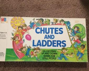 Chutes & Ladders 1979