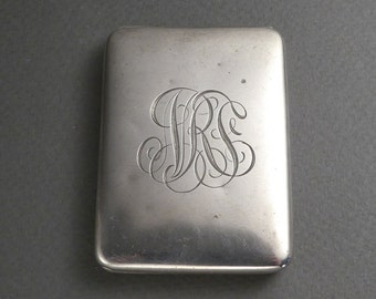 Sterling match case  -   not sure of the time period on this case