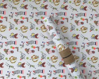 Circus Wrapping Sheet