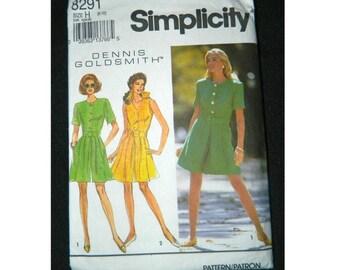 Simplicity Pattern 8291 - Jumpsuit - Uncut