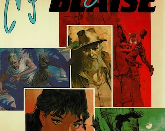 Modesty Blaise - The Hell- Makers -  1986