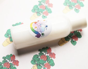 Geranium Lotion - Handmade Scented Vegan Lotion - Body Lotion - Face Lotion - Natural Lotion - Lotion Bottles - Hand Lotion