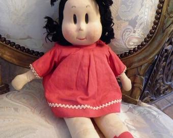 Antique Little Lulu. Darling Doll