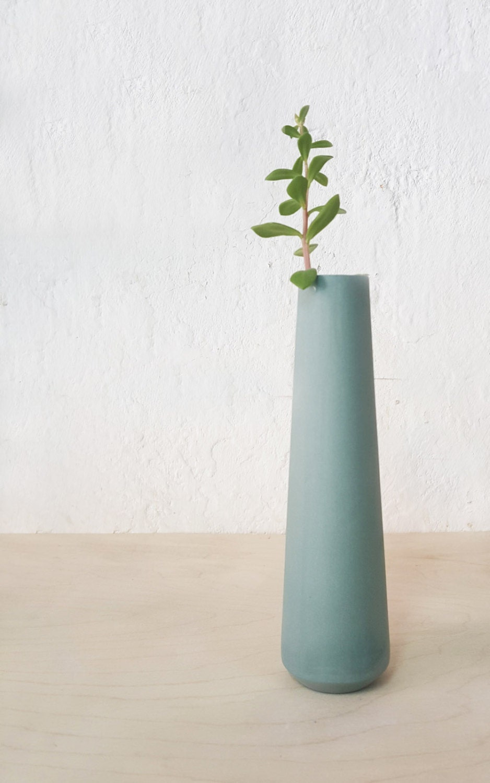 Single flower vase ceramic bud vase scandinavian modern zoom reviewsmspy