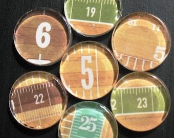 Measure - Glass Magnet Set