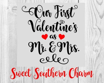 our first valentines svg - our first svg - first valentines svg - valentine svg - valentine svg file - valentines svg - valentines svg file