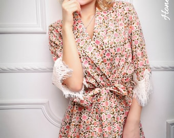 Dressing gowns for women